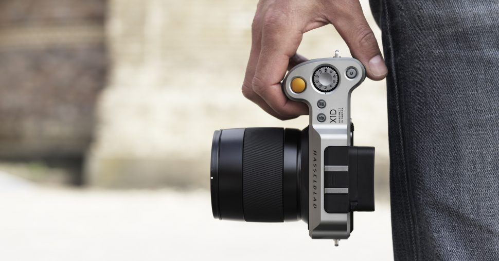 Image thumbnail to represent blog post The Hasselblad X1D – Setting the standard for medium format CSC's