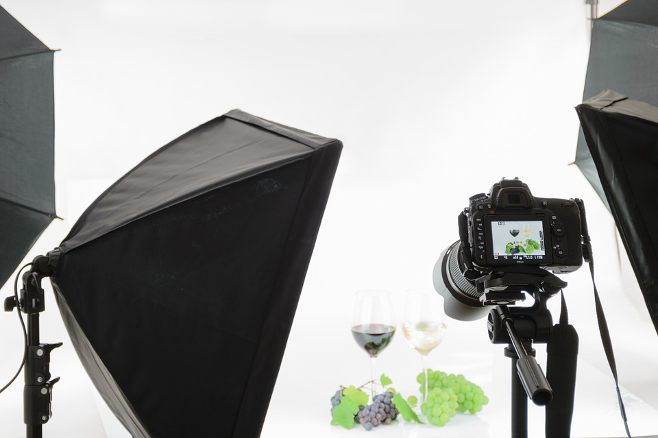 Influence buying decisions with commercial photography